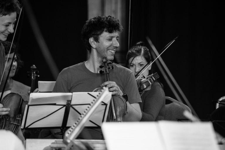 Adam Pastuszka skrzypce
