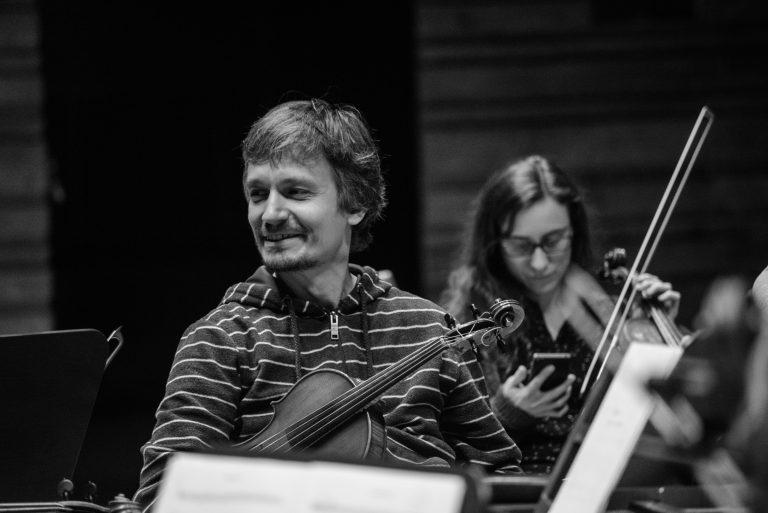 Dymitr Olszewski altówka orkiestra