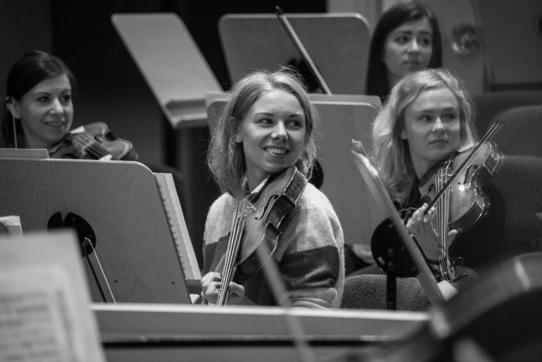 Izabela Kozak skrzypce