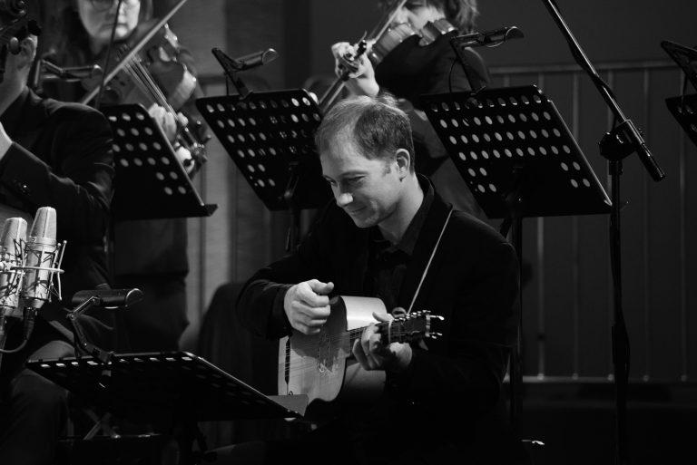 Jan Cizmar lutnia gitara barokowa