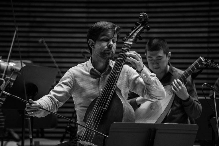 Orkiestra muzyka wiolonczela