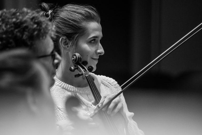 Marzena Biwo skrzypce
